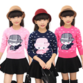 Cute Girl Girls Sweaters Children's pullover sweater Boys pullover baby girls Autumn&winter clothes Kids coat