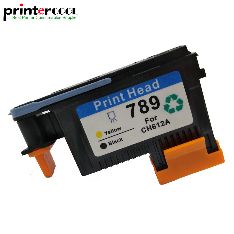 1Set 789 Compatible for hp Printhead For HP DesignJet L25500 Printer CH612A CH613A CH614A designJet Print head
