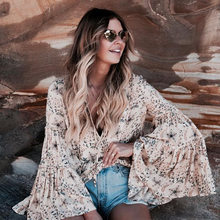 77c00f676125c Gypsy Blouse Women Promotion-Shop for Promotional Gypsy Blouse Women ...