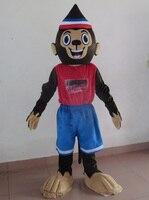 orangutan apes monkey mascot costume for adult