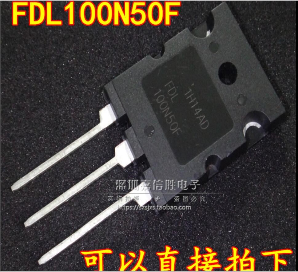 Module FDL100N50F 100A/500V TO-247 2PCS-5PCS Original authentic and new Free Shipping for thl 100% thl t5 thl t5 t5s