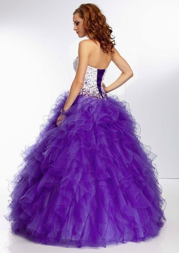 Fantástico Organza Prom Dresses Regalo - Ideas para el Banquete de ...