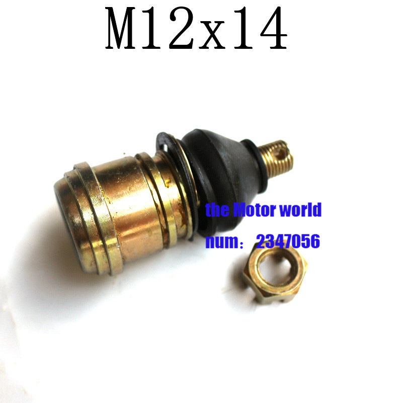 Cf500 Conjunto De Bolas Atv Superior E Inferior Dorado M12x14 De 14mm Para Cf 500 Cf600 Cf500a/2a/ X5/x6/x8 Atv Alimentando Los RiñOnes Aliviando El Reumatismo