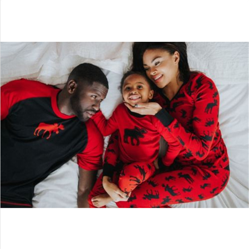 family matching clothes 2017 family christmas pajamas print pajamas family matching outfits - Matching Christmas Pajamas For Family