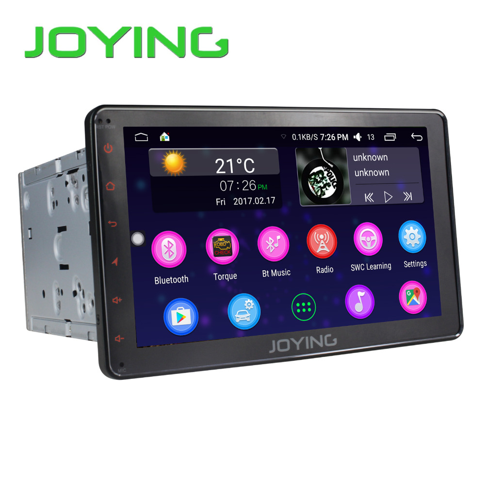 joying 8 39 39 quad core android 6 0 gps navigation hd display car double 2 din radio audio bt wifi. Black Bedroom Furniture Sets. Home Design Ideas