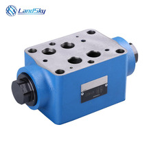 solenoid hydraulic valve hydraulic directional control valve superimposed hydraulic control check valve Z2S16-30 hydraulic directional control valve hydraulic direct acting pressure reducing valve dr5dp2 10 75ym reducing valve