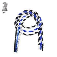 SY 1set High Quality Hookah Accessories Set 1.5m Silicone HosePipe +1 Alloy Stem Shisha Handle