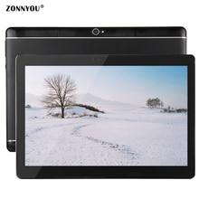 10.1 pulgadas Tablet PC 3G Llamada Android 6 Quad Google 2 GB ROM 32 GB de la Tableta PC Bluetooth WI-FI Tablet Teléfono Original llamada