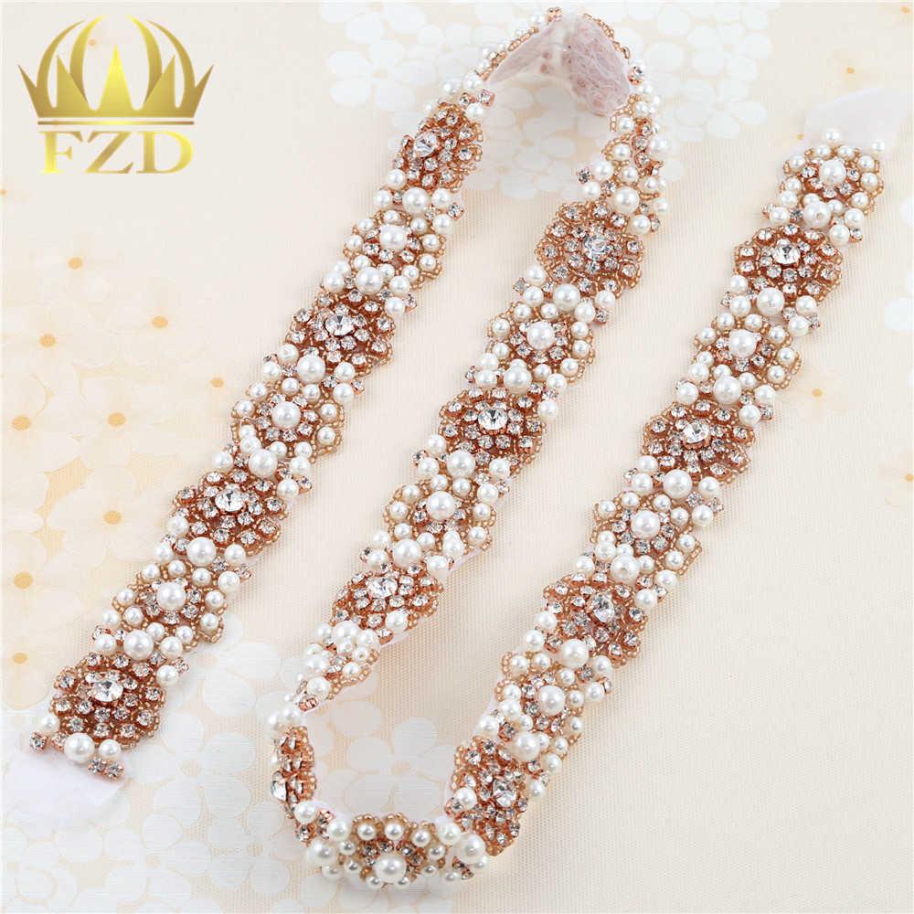 ... 1Yard Rhinestones Crystal Dress Applique silver beaded trim for wedding  dress rhinestone and pearl applique by ... 118069dcb095