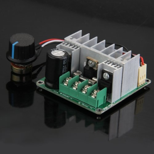 High Quality Regulator Controller Motor Speed Control PWM Motor Speed DC 9V-60V 20A 13kHz