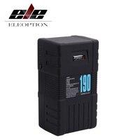14.4 ボルト新 190 s POWER-U 190Wh V-マウントリチウムイオン電池ソニーの赤 1 ALEXA 充電器