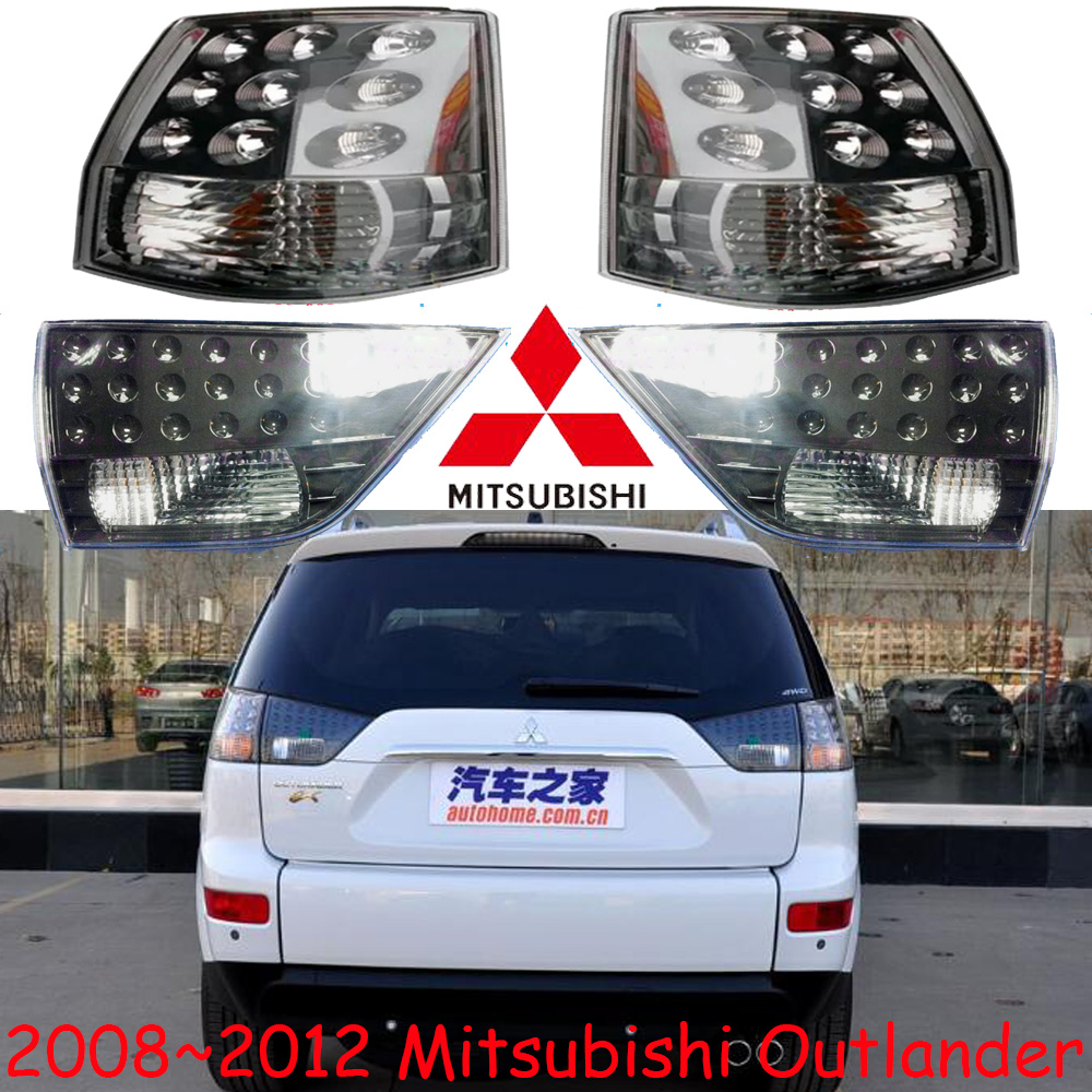 Outlander taillight,2008~2012,Free ship!Outlander fog light,Endeavor,ASX,lancer,Expo,Eclipse,verada,Triton,Outlander rear light экран для ванны triton эмма 170