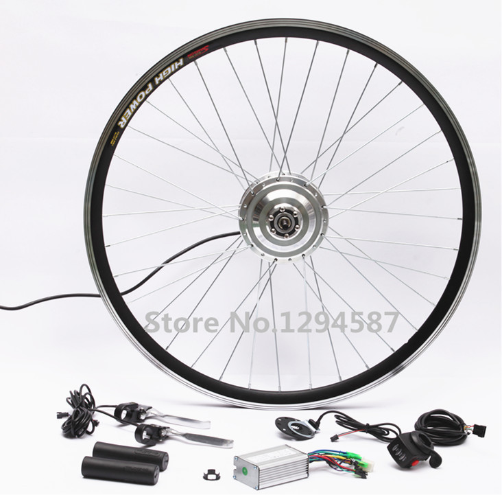 Free Shipping Ebike Conversion Kit 36v 350w For Electric