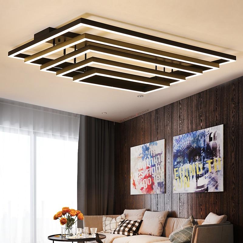 Nouveau design luxueux postmoderne led lustre pour salon lumières Villa hôtel décoration lustres Moden lustre éclairage
