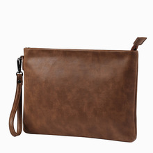 2019 Luxury Male Leather Purse Men's Clutch Wallets Handy Bags Business Carteras Mujer Wallets Multi-function phone bag