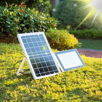 Lampes solaires en plein air appliques murales lumineux solaire d'inondation lampe étanche capteur de mouvement de jardin pelouse lumière spotlight sécurité
