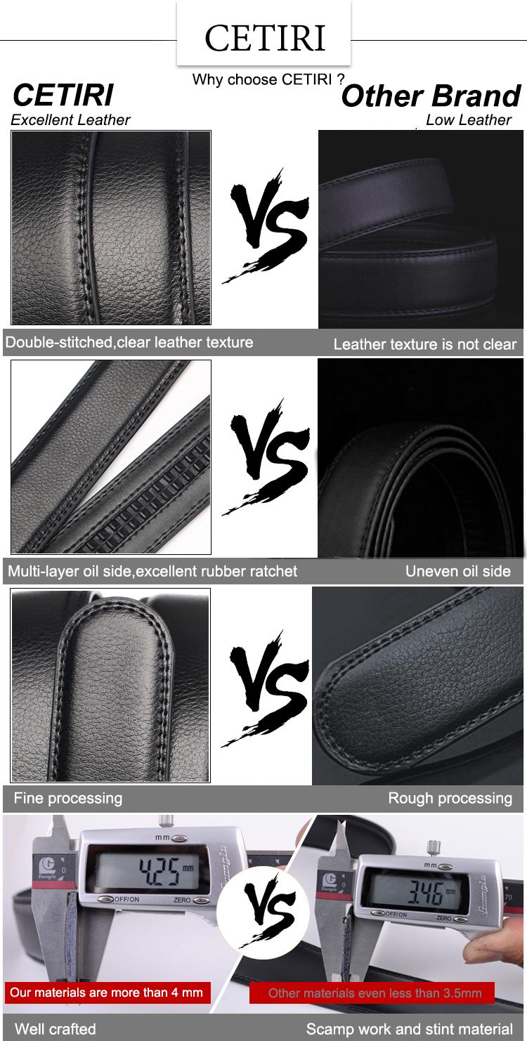 belt material show