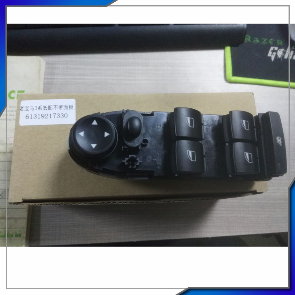 car accessories Power Window Switch Console  left For BMW E90 318i 320i 325i 335i OEM NO. 61319217330|window switch|power window switch|car window switch - title=