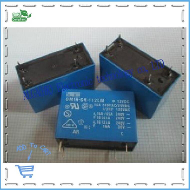 OMIH SH 112LM relay 16a 4feet relay home furnishings.-in ...