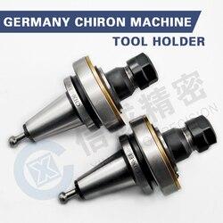 Niemcy Chiron maszyna uchwyt na narzędzia cnc z wkładkami w Uchwyty na narzędzia od Narzędzia na