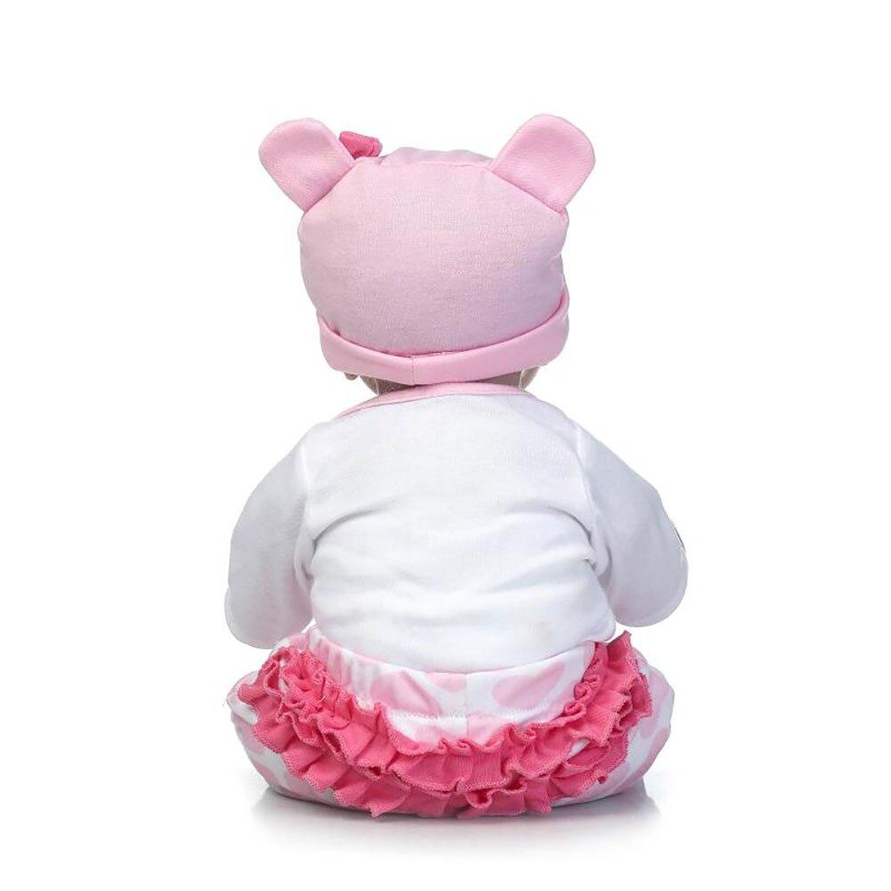 40cm recién nacido muñecas bebe bebe muñecas renacidas niños - Muñecas y accesorios - foto 6