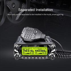 Promotion!! Zastone D9000 50W Walkie Talkie for Car 12V HF Transceiver Two Way Radio