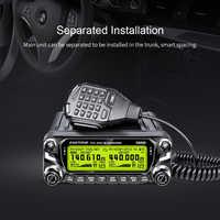 Promotion!! Zastone D9000 50W talkie-walkie pour voiture 12V HF émetteur-récepteur Radio bidirectionnelle