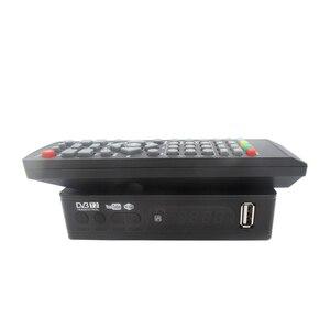 Image 2 - DVB T2 DVB T uydu alıcısı HD dijital TV Tuner alıcı MPEG4 DVB T2 H.264 karasal TV alıcısı DVB T Set üstü kutusu vs K3