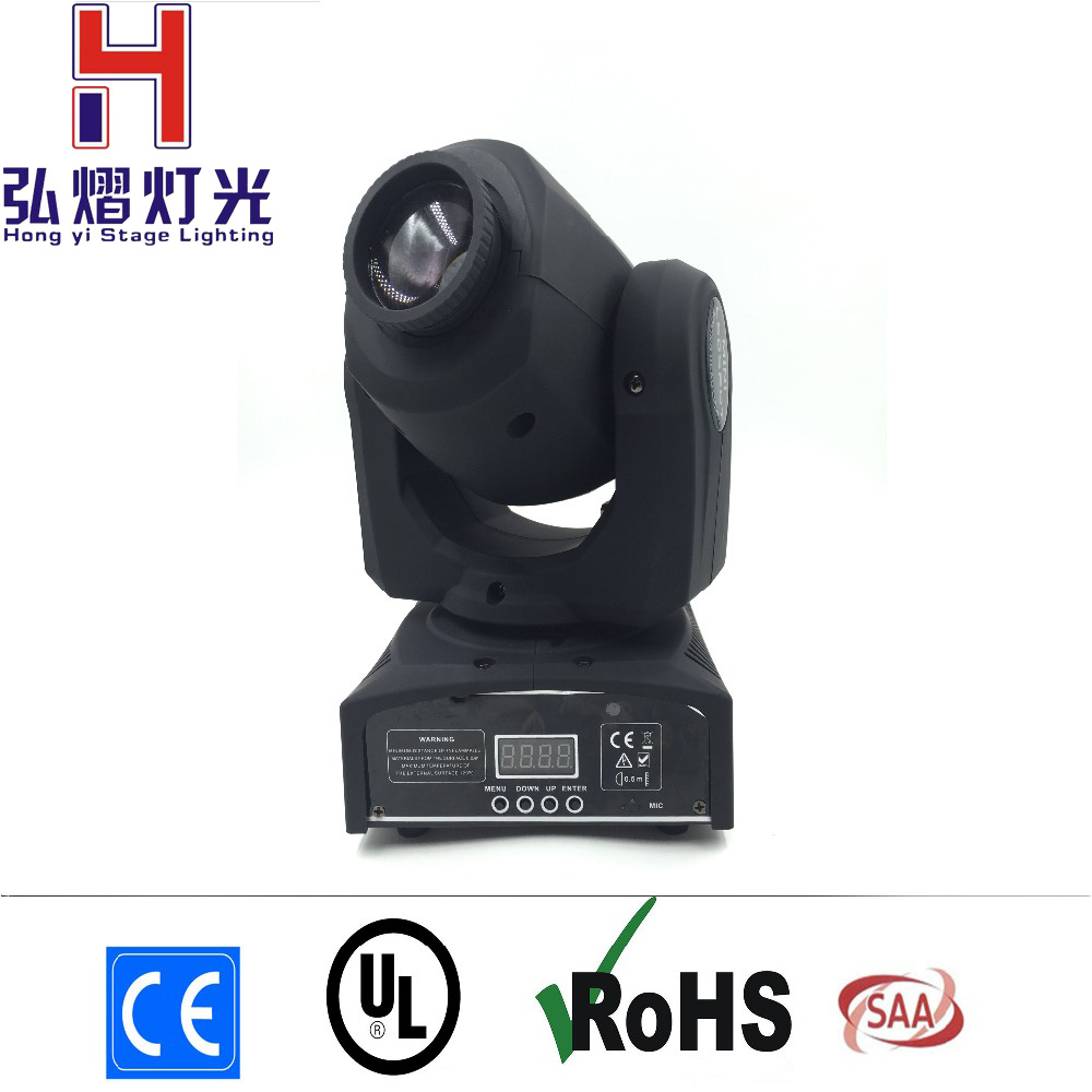 (40 pieces/lot) china moving head spot led light for dj lights led moving heads 30W led gobo stage lighting effect 4 pieces lot moving head 30w gobo led lighting spot light dj set gobo christmas lights dj light projector for bar party event