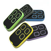 10 pcs 433-868mhz remote control hopping code duplicator multi frequency colorful case