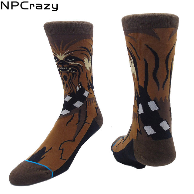 Chewbacca Star Wars Socks