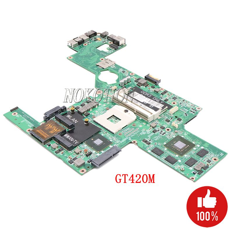 Worldwide delivery dell xps l501x motherboard in Adapter Of