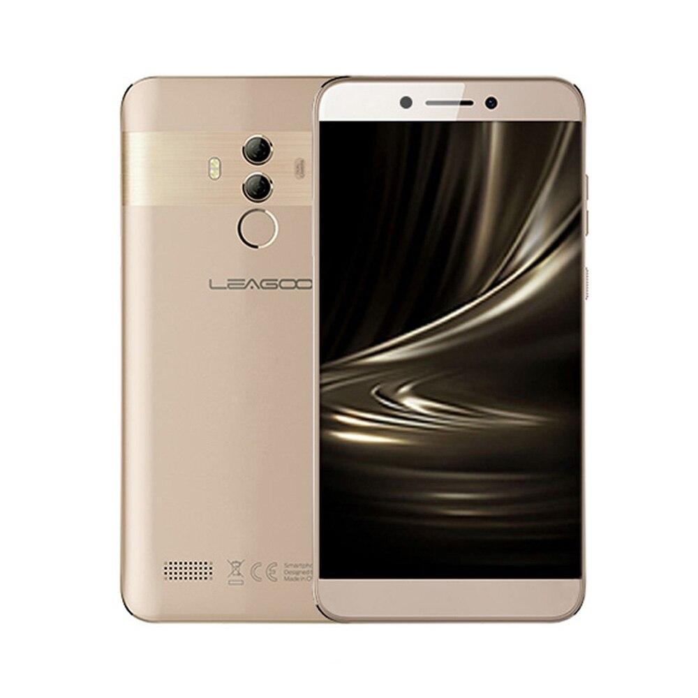 LEAGOO T8 4G Smartphone 5.5 ''FHD 16:9 Dello Schermo 1920*1080 RAM 2GB ROM 16GB Android 8.1 MT6750T Octa Core Viso ID 13MP Del Telefono Mobile-in Telefoni cellulari e smartphone da Cellulari e telecomunicazioni su  Gruppo 1
