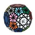 2016 Marca New Dayan Gem VI/VII/VIII Cubo Preto/Branco/Verde Transparente Cubo Mágico Velocidade Cubos De Brinquedos do enigma Brinquedo Educativo