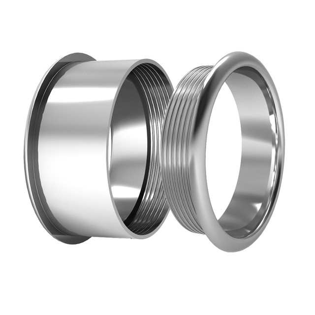 10mm Wide Outer Ring