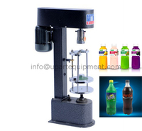 Electric Plastic beverage bottle capping machine
