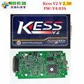 Топ Продаж 2016 Новый V2.30 Последним KESS V2 OBD2 Менеджер Тюнинг комплект No Знак Предела Kess V2 Мастер FW V4.036 Мастер Версия