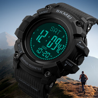 S SHOCK Military Sports Watches Compass Pedometer Calories Male Watch Digital Waterproof Electronic Watches Men Wristwatch