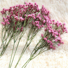 Small fresh starry Gypsophila artificial flower fake arrangement home decoration wedding feel soft gel Artificial flowers