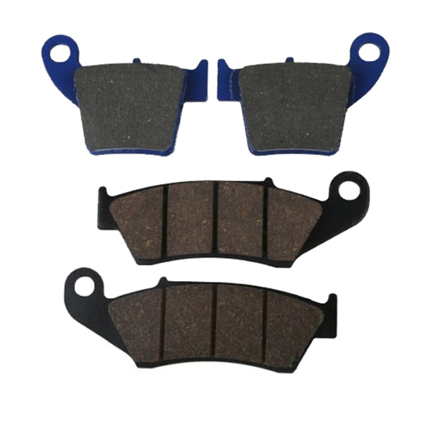 все цены на Brand New Motorcycle Sintered Front Rear Brake Pads For HONDA CR125 CR 125 2002 CRE125 CRE 125 2T 2002