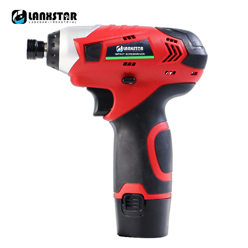 Lanxstar 12V 16.8V Lithium Drill Charging Drill Electric Impact Heavy Screwdriver Lithium Electric Shock ScrewdriversLanxstar 12V 16.8V Lithium Drill Charging Drill Electric Impact Heavy Screwdriver Lithium Electric Shock Screwdrivers
