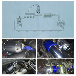 Image 5 - عالمي سيارة كهربائية ديزل SSQV4 SQV4 ضربة قبالة صمام/ديزل تفريغ صمام/ديزل BOV SQV عدة RS BOV057