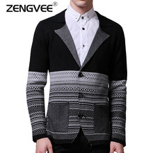 2017 Fashion Autumn Mens Sweaters Male V neck Winter Cardigan Men Knitwear Sweater Slim Casual Sweater Brand Cardigan Masculino