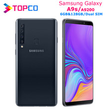 "Samsung Galaxy A9s A9 S-tar Pro Original A9200 4G Android Mobile Phone Octa Core 6.3"" Rear 4 Cameras RAM 6GB ROM 128GB NFC(China)"