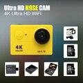 """EKEN 100% Ultra HD 4 K H9SE wifi action camera 2.0 """"Câmera de Esportes de ação capacete Cam 1080 p 60fps Cam ação vs sj go pro camera cam"""