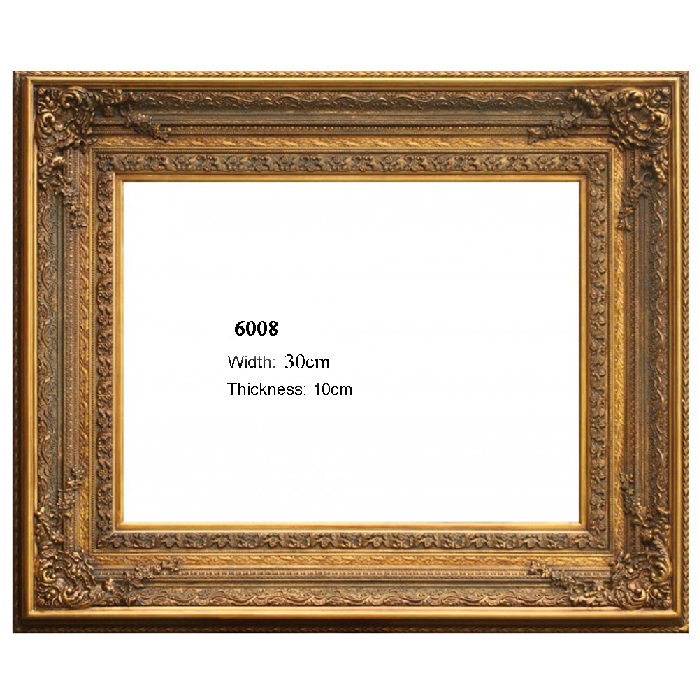 Aliexpress Com Buy Golden Picture Frames Wood For