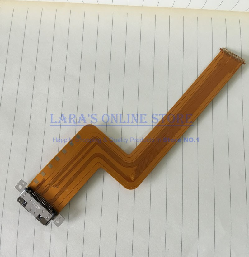 JEDX New Original Tested Good For Asus Transformer TF300t TF300 USB Charger Charging Port Dock Connector Flex Cable Ribbon