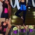 KSKshape mulheres slimming body shaper Esporte trainer cintura cincher Espartilho De Borracha de látex cintas fajas Shapewear Abdômen reduzir cintos