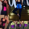 KSKshape women slimming body shaper Sport latex waist trainer cincher Rubber Corset girdles Abdomen fajas Shapewear reduce belts