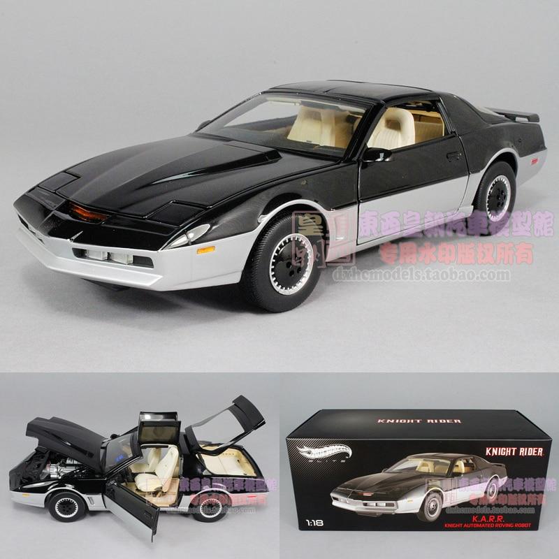 hot wheels elite deluxe edition 1 18 kitt knight rider. Black Bedroom Furniture Sets. Home Design Ideas